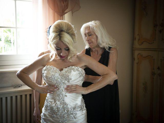 Il matrimonio di Tony e Soraya a Fenegrò, Como 28
