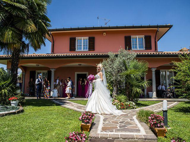 Il matrimonio di Tony e Soraya a Fenegrò, Como 33
