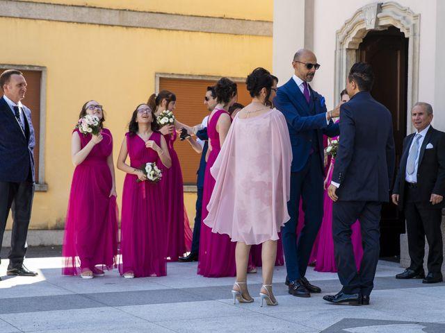 Il matrimonio di Tony e Soraya a Fenegrò, Como 36