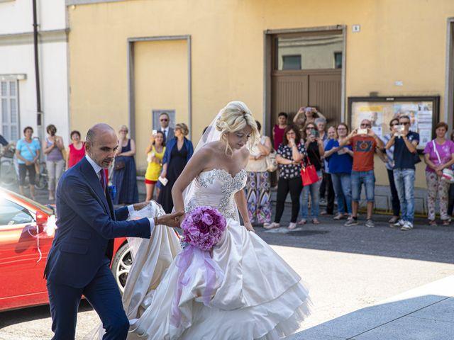 Il matrimonio di Tony e Soraya a Fenegrò, Como 39