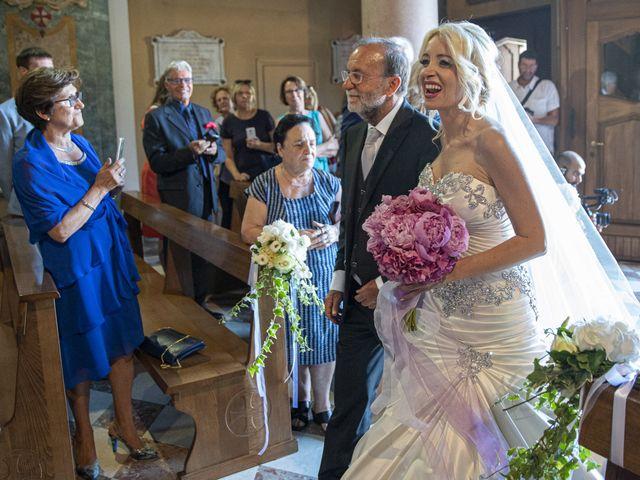 Il matrimonio di Tony e Soraya a Fenegrò, Como 40