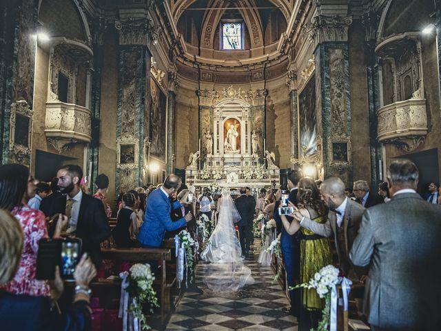 Il matrimonio di Tony e Soraya a Fenegrò, Como 41
