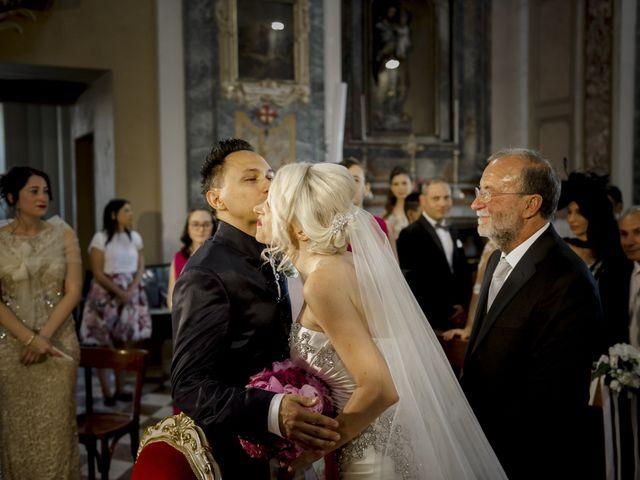 Il matrimonio di Tony e Soraya a Fenegrò, Como 42