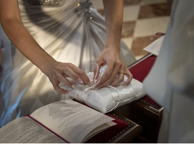 Il matrimonio di Tony e Soraya a Fenegrò, Como 50