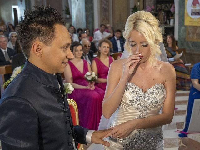 Il matrimonio di Tony e Soraya a Fenegrò, Como 51