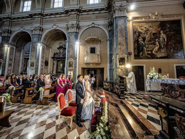 Il matrimonio di Tony e Soraya a Fenegrò, Como 53