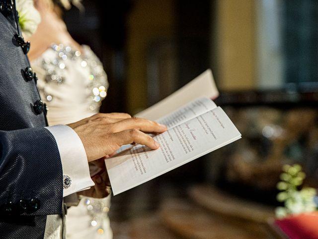 Il matrimonio di Tony e Soraya a Fenegrò, Como 54