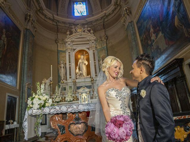 Il matrimonio di Tony e Soraya a Fenegrò, Como 57