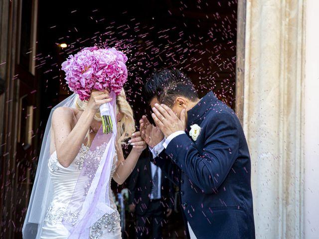 Il matrimonio di Tony e Soraya a Fenegrò, Como 58