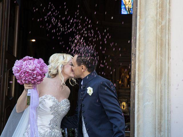 Il matrimonio di Tony e Soraya a Fenegrò, Como 59