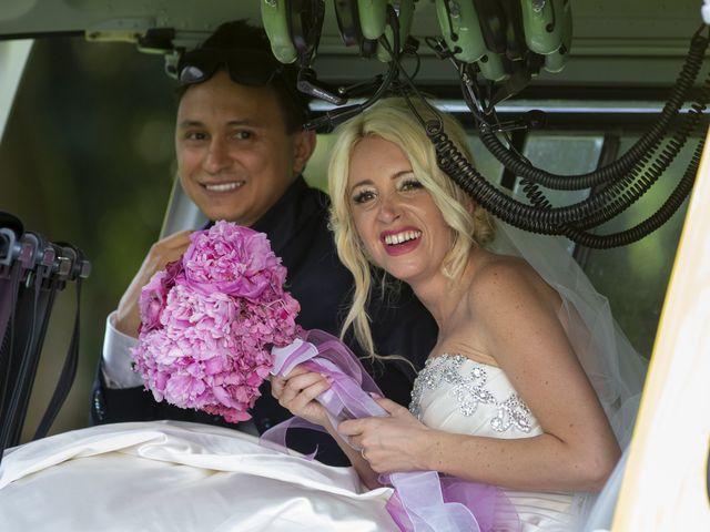 Il matrimonio di Tony e Soraya a Fenegrò, Como 63