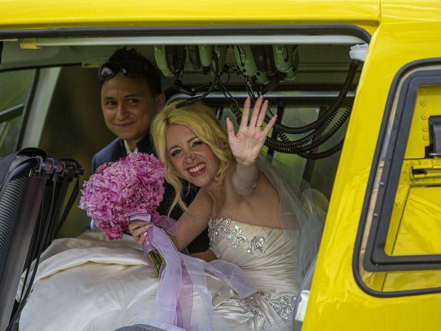 Il matrimonio di Tony e Soraya a Fenegrò, Como 64