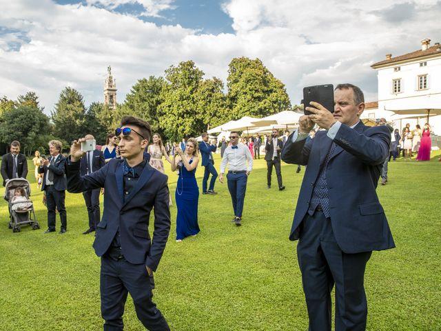 Il matrimonio di Tony e Soraya a Fenegrò, Como 65