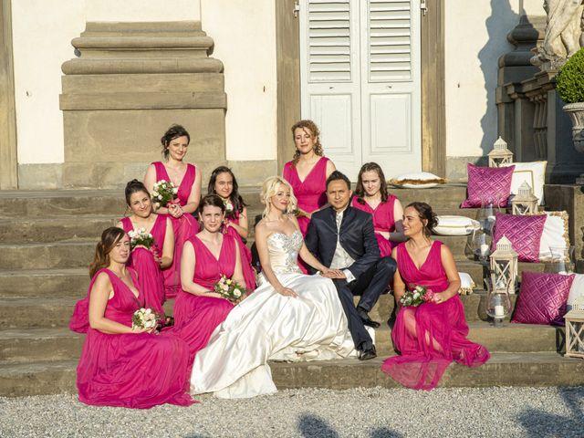 Il matrimonio di Tony e Soraya a Fenegrò, Como 67