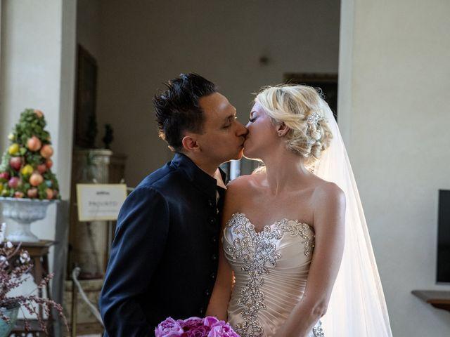 Il matrimonio di Tony e Soraya a Fenegrò, Como 75