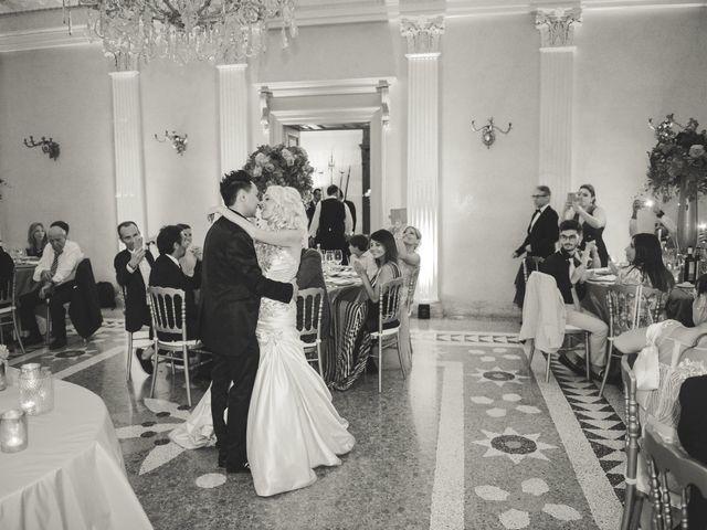 Il matrimonio di Tony e Soraya a Fenegrò, Como 79
