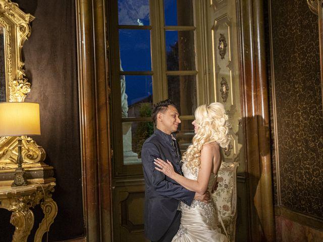 Il matrimonio di Tony e Soraya a Fenegrò, Como 80