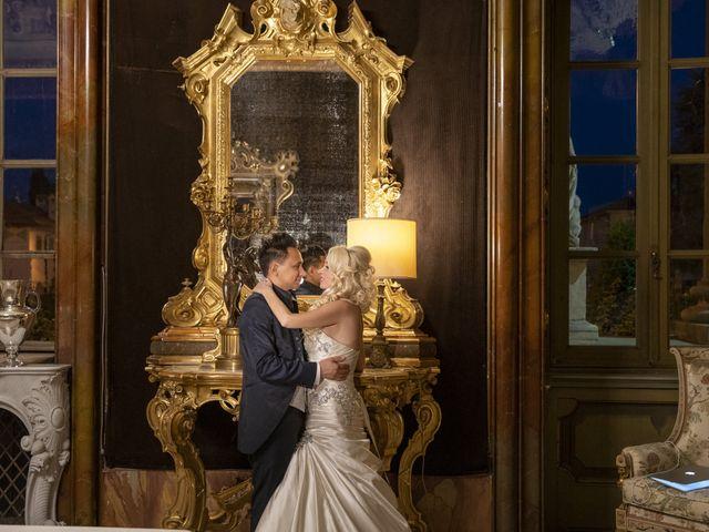 Il matrimonio di Tony e Soraya a Fenegrò, Como 81