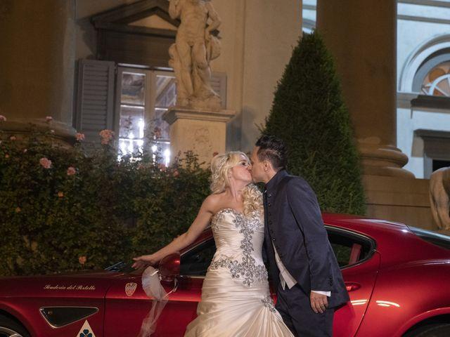 Il matrimonio di Tony e Soraya a Fenegrò, Como 83