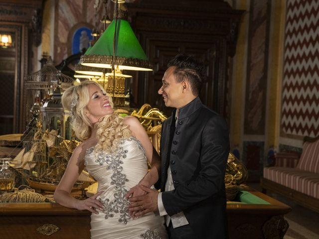 Il matrimonio di Tony e Soraya a Fenegrò, Como 84