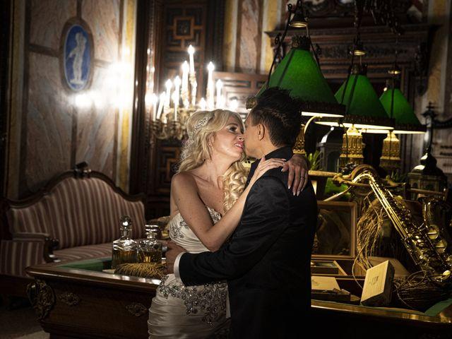 Il matrimonio di Tony e Soraya a Fenegrò, Como 85