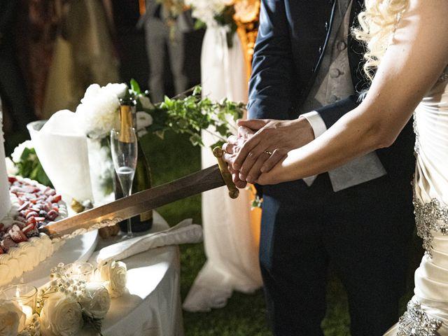 Il matrimonio di Tony e Soraya a Fenegrò, Como 89