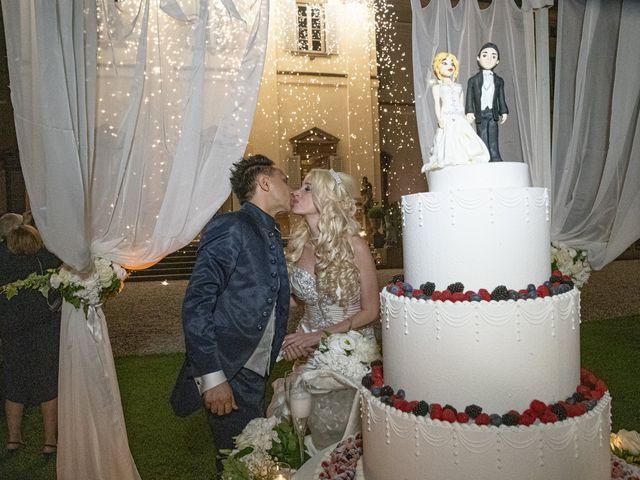 Il matrimonio di Tony e Soraya a Fenegrò, Como 90