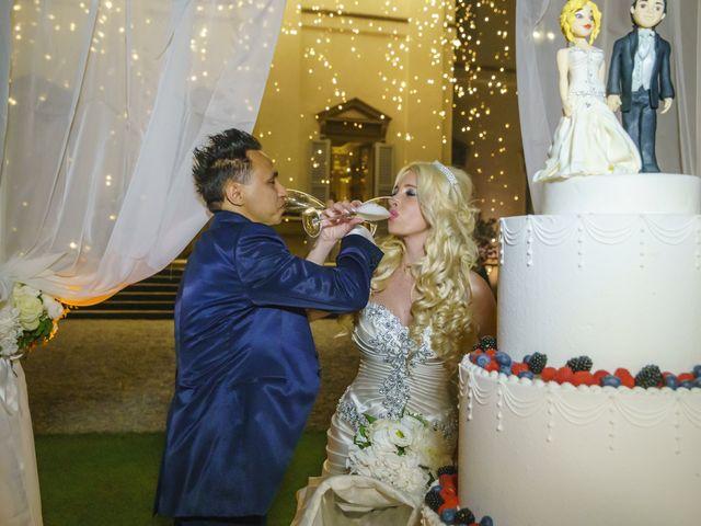 Il matrimonio di Tony e Soraya a Fenegrò, Como 91