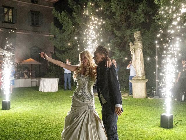 Il matrimonio di Tony e Soraya a Fenegrò, Como 93