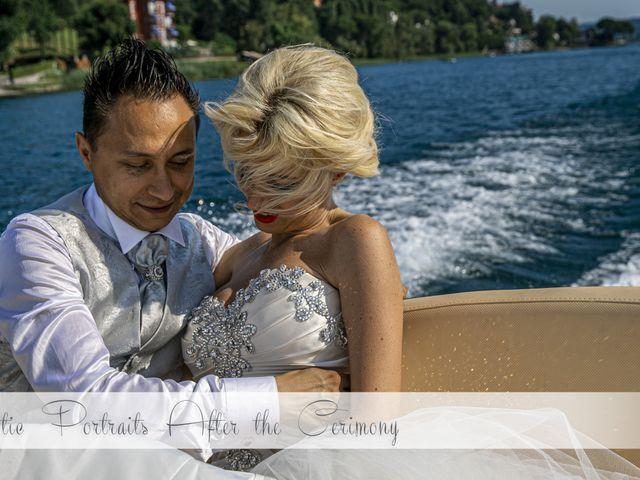Il matrimonio di Tony e Soraya a Fenegrò, Como 94