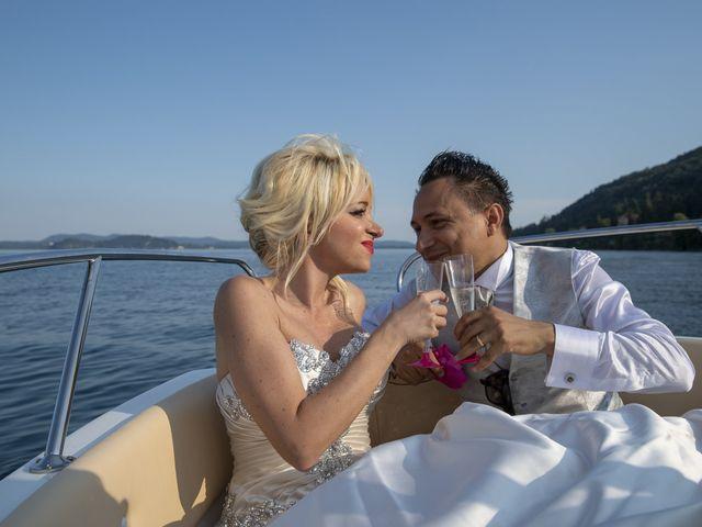Il matrimonio di Tony e Soraya a Fenegrò, Como 98
