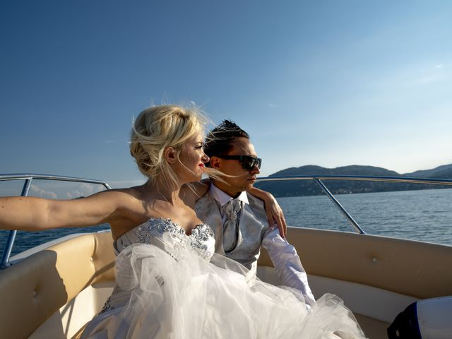 Il matrimonio di Tony e Soraya a Fenegrò, Como 99