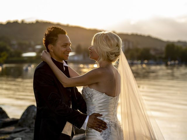 Il matrimonio di Tony e Soraya a Fenegrò, Como 100