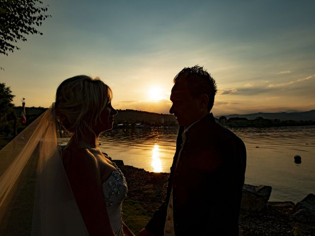 Il matrimonio di Tony e Soraya a Fenegrò, Como 102