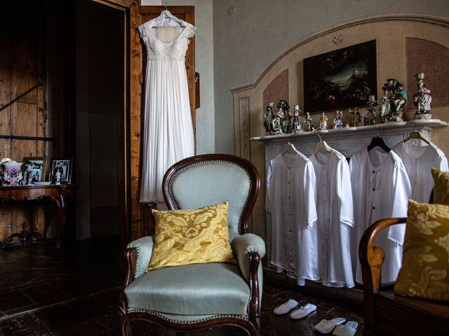 Il matrimonio di Pietro e Costanza a Ozzero, Milano 6