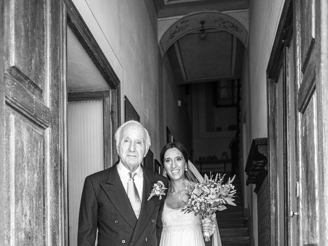 Il matrimonio di Pietro e Costanza a Ozzero, Milano 19