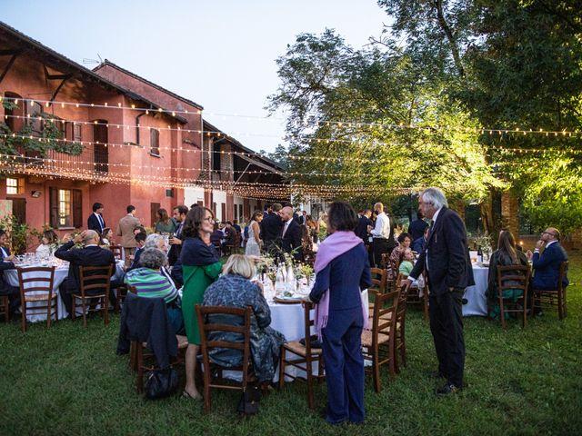 Il matrimonio di Pietro e Costanza a Ozzero, Milano 20