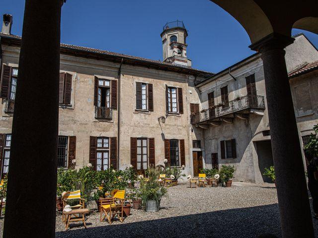 Il matrimonio di Pietro e Costanza a Ozzero, Milano 22