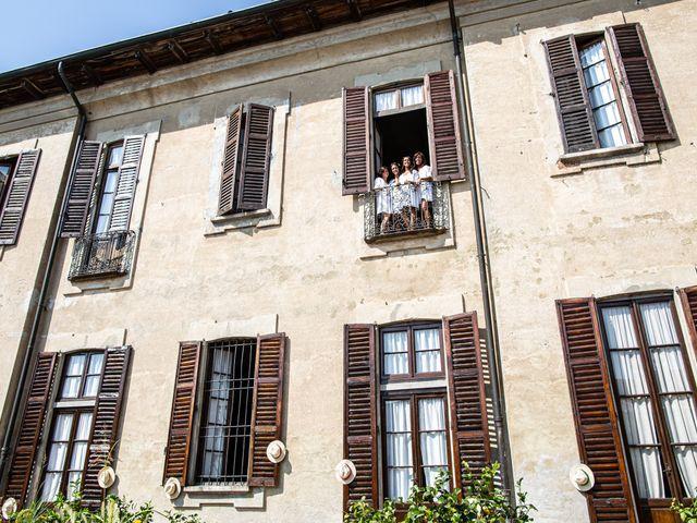 Il matrimonio di Pietro e Costanza a Ozzero, Milano 31