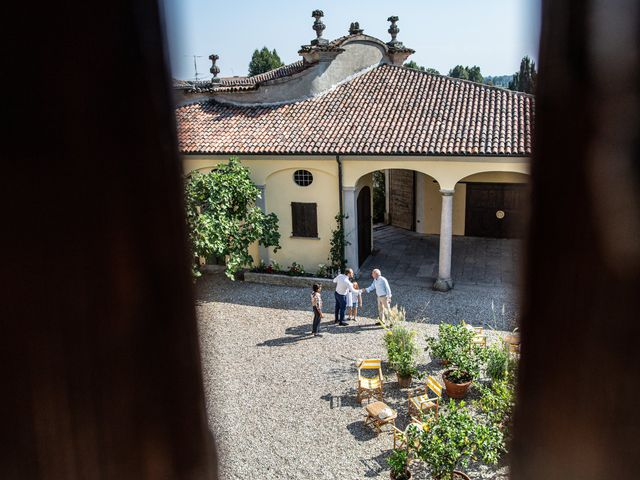 Il matrimonio di Pietro e Costanza a Ozzero, Milano 37