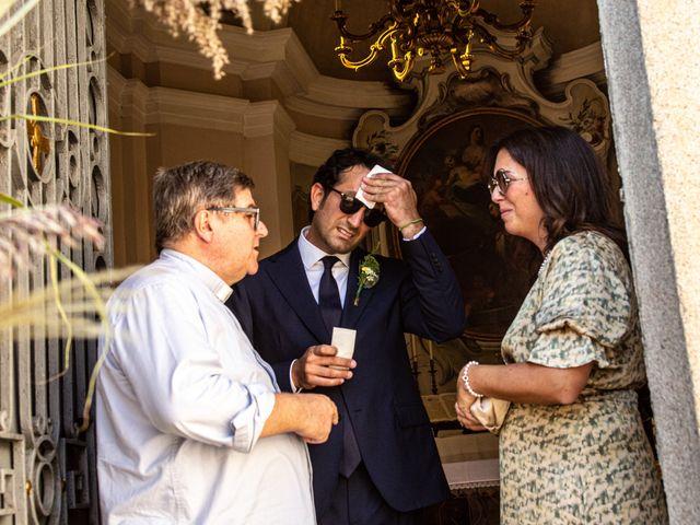 Il matrimonio di Pietro e Costanza a Ozzero, Milano 47