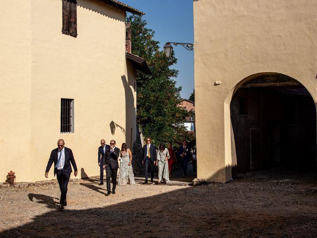 Il matrimonio di Pietro e Costanza a Ozzero, Milano 53