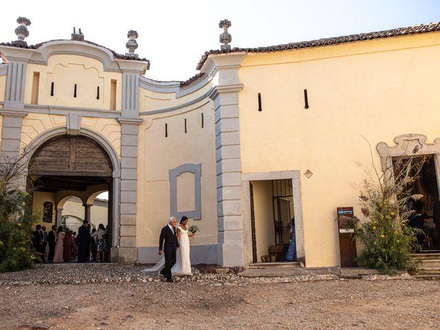 Il matrimonio di Pietro e Costanza a Ozzero, Milano 62