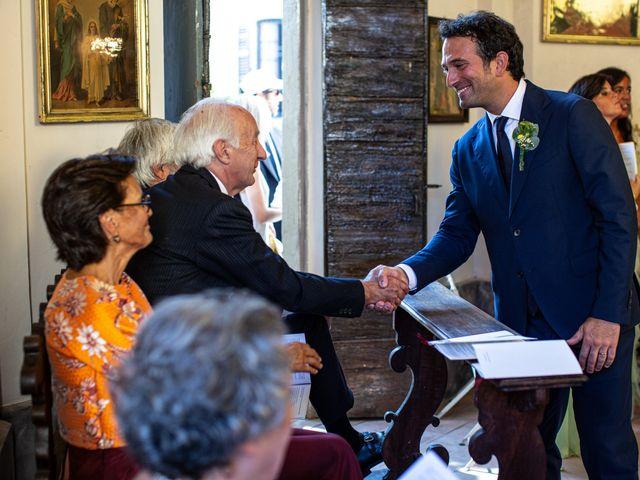 Il matrimonio di Pietro e Costanza a Ozzero, Milano 66