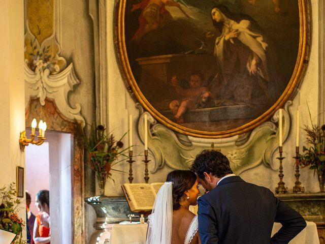 Il matrimonio di Pietro e Costanza a Ozzero, Milano 68