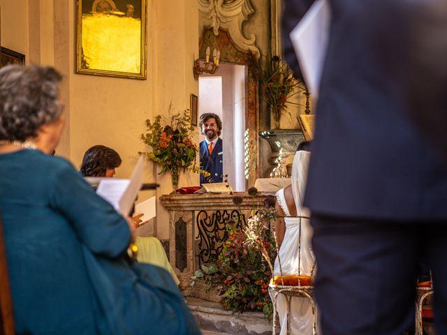 Il matrimonio di Pietro e Costanza a Ozzero, Milano 69