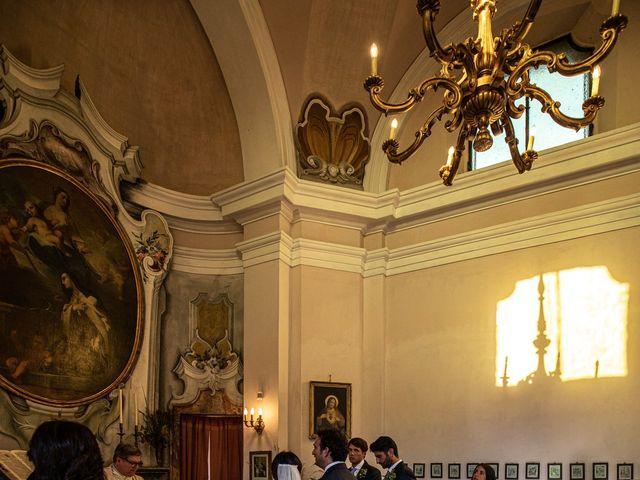 Il matrimonio di Pietro e Costanza a Ozzero, Milano 70