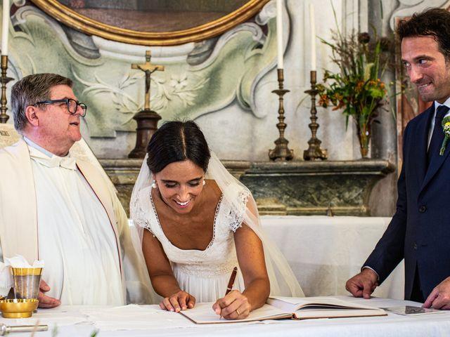 Il matrimonio di Pietro e Costanza a Ozzero, Milano 73