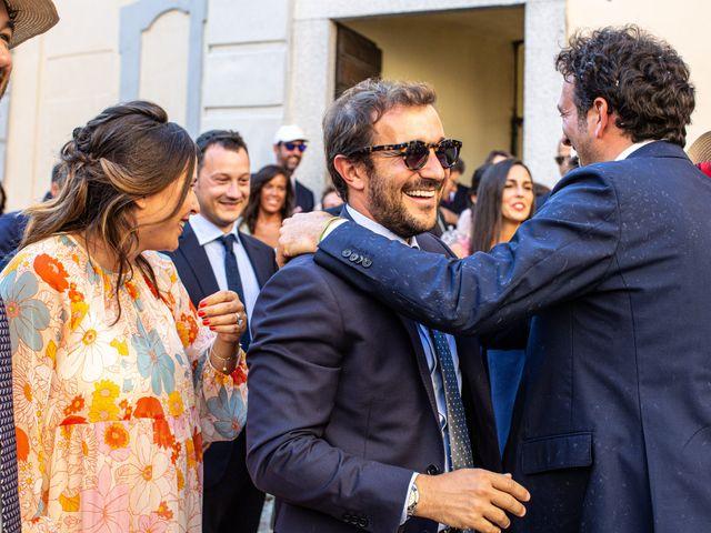 Il matrimonio di Pietro e Costanza a Ozzero, Milano 75
