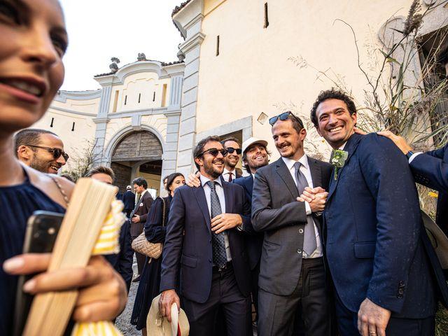 Il matrimonio di Pietro e Costanza a Ozzero, Milano 79